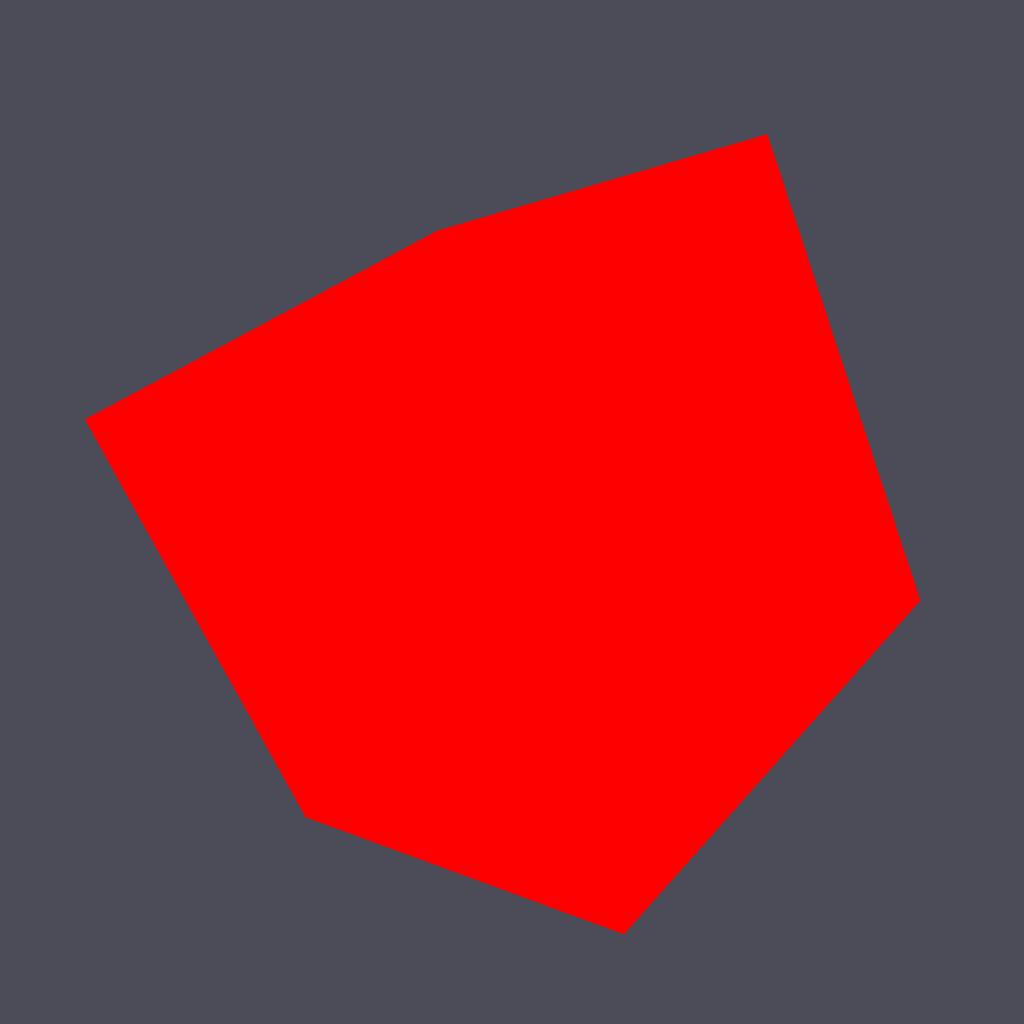Rendering a cube — glumpy v1 x documentation