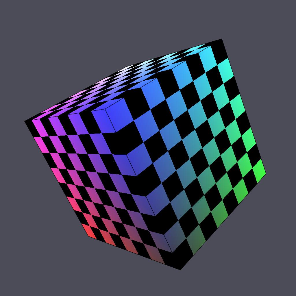 Color Light Texture Glumpy V1 X Doentation